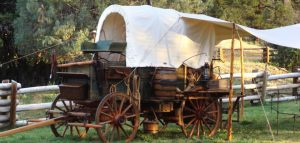 Chuckwagon by Hanson Wheel and Wagon Shop